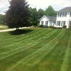 Lawn Services Hudson Ohio