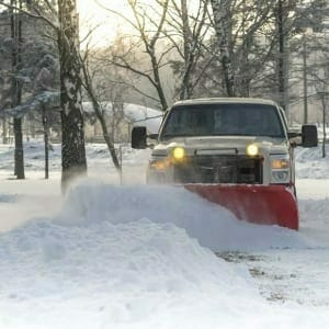 ohio snow removal