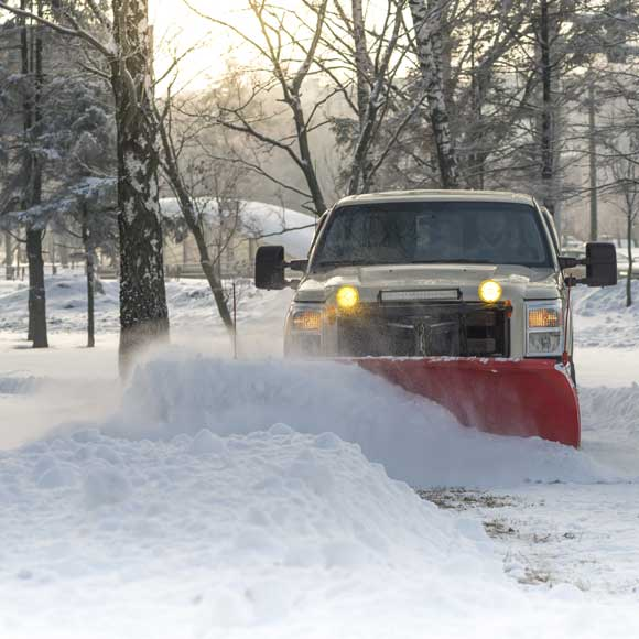 snow removal stow ohio