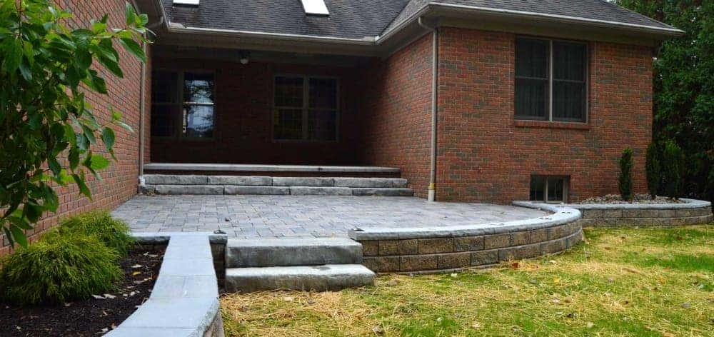 Hardscape Landscaping from Ohio's Top Concrete Patio Companies
